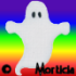 Morticias ghost