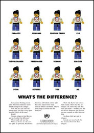 UNHCR -  What's the difference